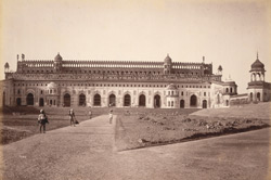 The Great Imambara, Lucknow.